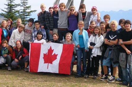 Du học Canada môi trường thân thiện