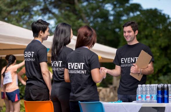 ngành quản trị sự kiện quốc tế