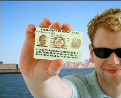 Quyền lợi thẻ xanh Mỹ