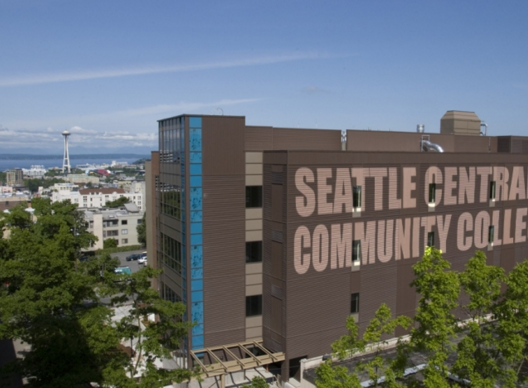 Trường Seattle Central community college