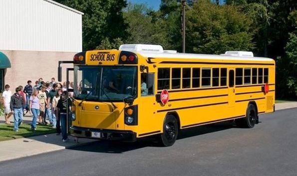 Xe buýt tại Mỹ