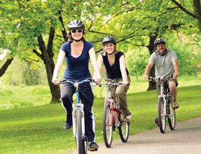 Xe đạp tại Mỹ
