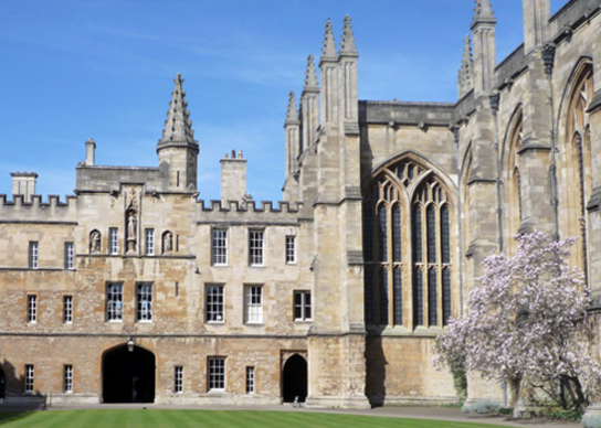 Trường Đại học Oxford