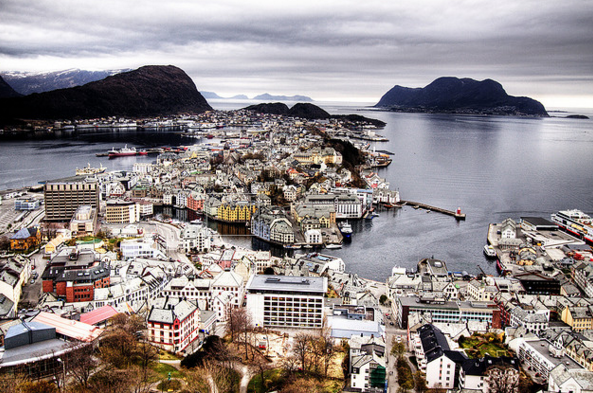 Đất nước Norway