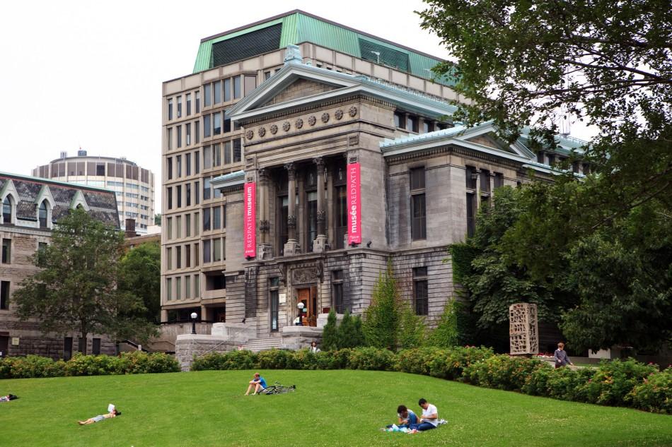 Đại học McGill